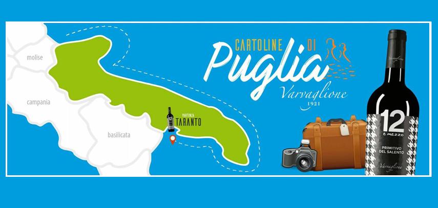 Tour vini Puglia